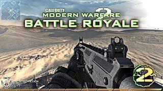 COD: Modern Warfare 2 Battle Royale MOD - Official Trailer (IW4Royale)