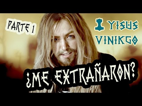 ¡¿Aún soy VIRGEN! Yisus Vikingo Q&A PARTE 1