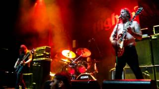 HIGH ON FIRE - 'Turk' live in Los Angeles