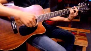 Uống trà - Phạm Toàn Thắng (guitar cover)