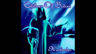 "Children of Bodom's 1999 second studio album ""Hatebreeder"" with alt..."