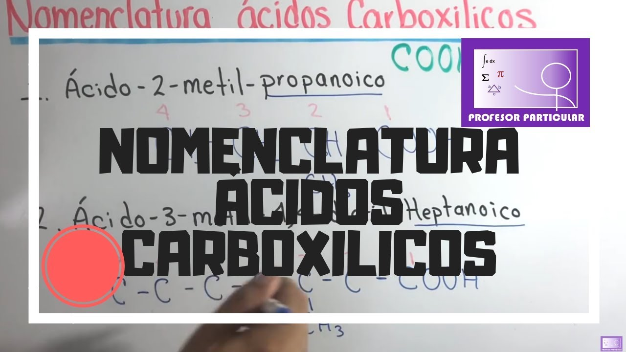 beneficios de los acidos quimica