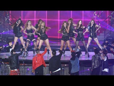 씨스타 '2014 멜론 뮤직 어워드' 무대 '시선집중' (Melon Music Awards 2014, SISTAR, Touch My Body)