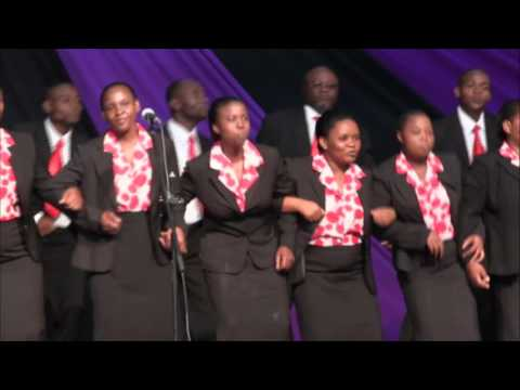 Safari Ya Mbinguni - Kinondoni SDA church choir - Homecoming Edition 1