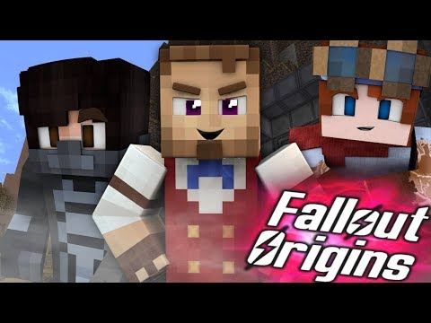 MAKING HIM A SYNTH! Minecraft FALLOUT ORIGINS #19 ( Minecraft Roleplay SMP ) thumbnail