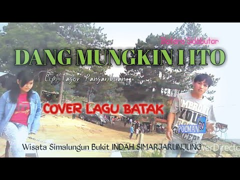 Cover lagu Batak amatiran..