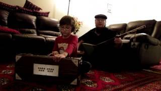vuclip hazaraghi jaghori song with dambora harmonya by sena jan