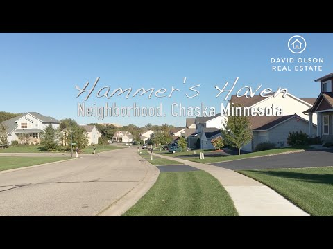 Hammers Haven Neighborhood -Chaska Minnesota -Realtor David Olson Twin Cities Property Finder