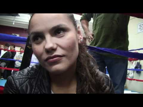 Michelle Margarito Talk manny pacquiao and antonio margarito