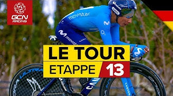 Tour de France 2019 Highlights der 13. Etappe: Einzelzeitfahren in Pau
