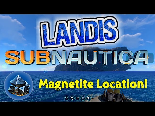 Magnetite Subnautica Guide Youtube How to find magnetite in subnautica! youtube
