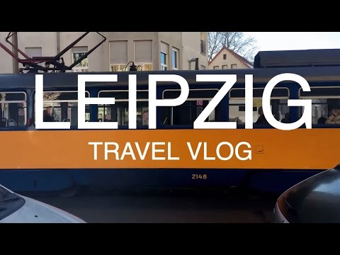 Travel Vlog: Leipzig