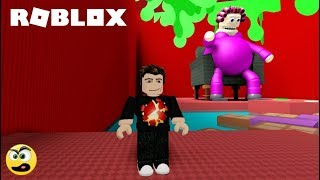 ROBLOX-WE MANAGED to ESCAPE FROM GRANDMA-Caraca Games