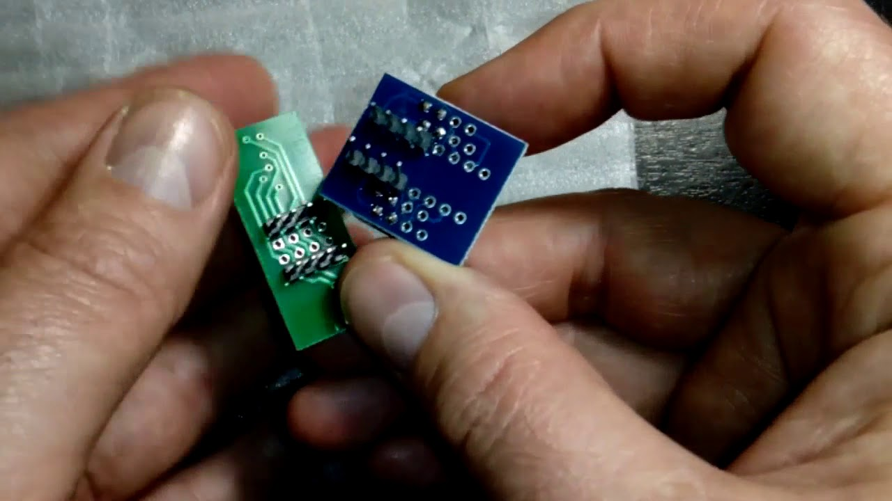 SOIC8 SOP8 to DIP8 EZ programmer adapter socket converter module 200mil 209mi Yt