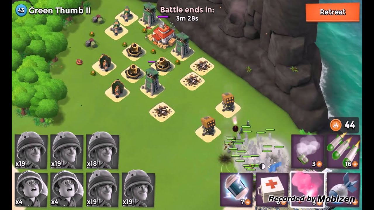 how to find people on boom beach