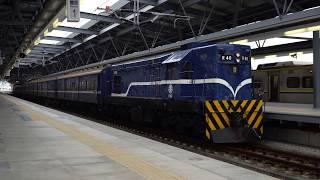2019.02.27 行包列車迴送6902B次通過豐原站
