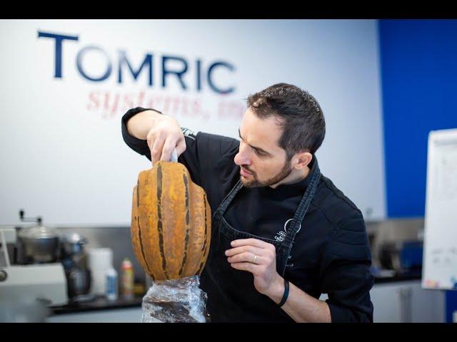 Executive Pastry Chef Florent Cheveau Master Class