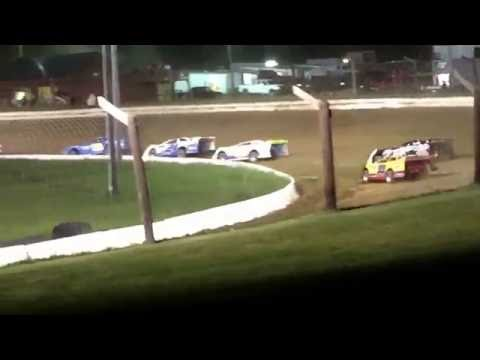 Roaring Knob: Fast Track Crate Latemodel Feature Race May 29th, 2016