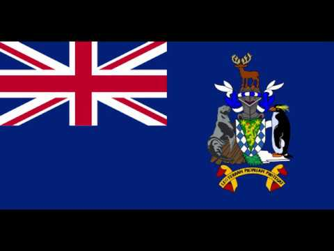 The anthem of the British Overseas Territory of the South Georgia and the South Sandwich Islands
