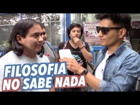 FILOSOFIA VS CULTURA GENERAL | UNAM | SI TE RIES PIERDES