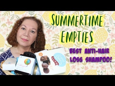 SUMMERTIME Empties – Neutrogena, Nizoral, Vitamins, Low Carb Think Thin Protein Cakes