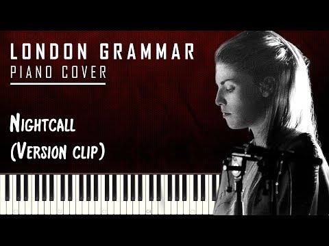 London grammar - nightcall - piano cover mp3