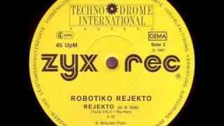 Robotiko Rejekto - Rejekto (Dub) 1987