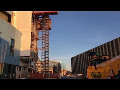 Project Report: Skanska's New Papworth Hospital