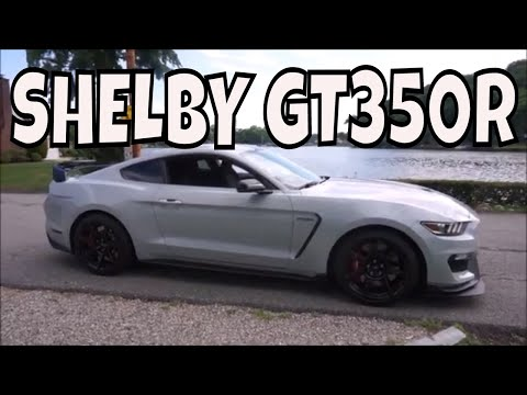 Shelby GT350R - Ultimate Mustang ?