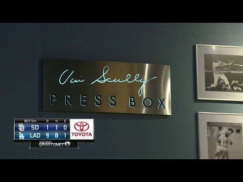 SD@LAD: Davis, Hershiser on replacing Scully