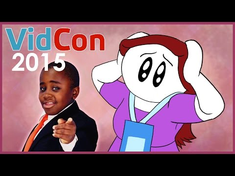 SMACK TALKED BY KID PRESIDENT: Highlights from VidCon 2015