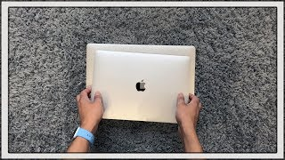 Unboxing | 13-inch MacBook Air Silver Retina display + First Impressions