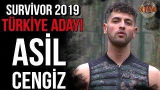 Asil Cengiz | Survivor 2019 Türkiye - Yunanistan