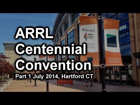 ARRL Centennial: Convention Center