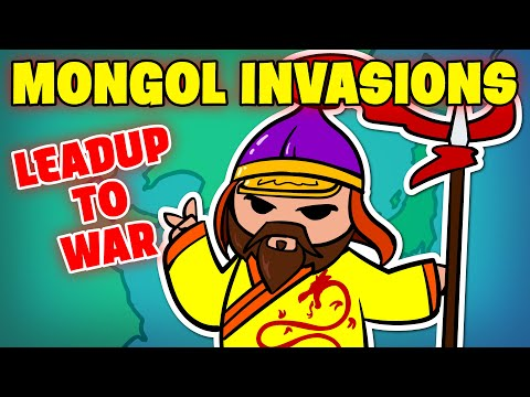 Mongol Invasions of Japan: The Leadup to War