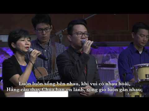 Family Prayer Song. Ban Thờ Phượng HT Tin Lành Orange.