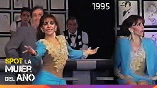 """Verónica Castro - Spot promocional de """"La mujer del año"""" - 1995"""