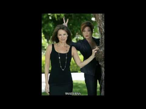 GH ALEXIS DIANE PHOTO SHOOT Nancy Lee Grahn Carolyn Hennesy General Hospital Preview Promo 7-6-16