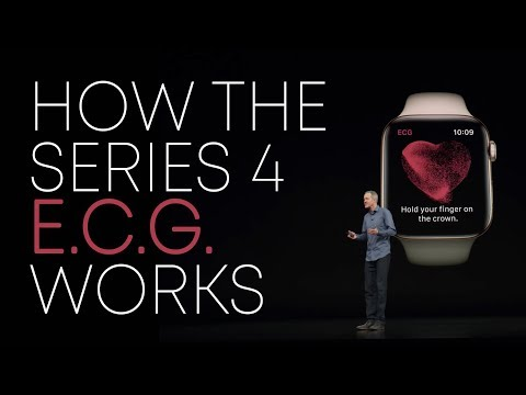 How Apple Made a Wearable ECG
