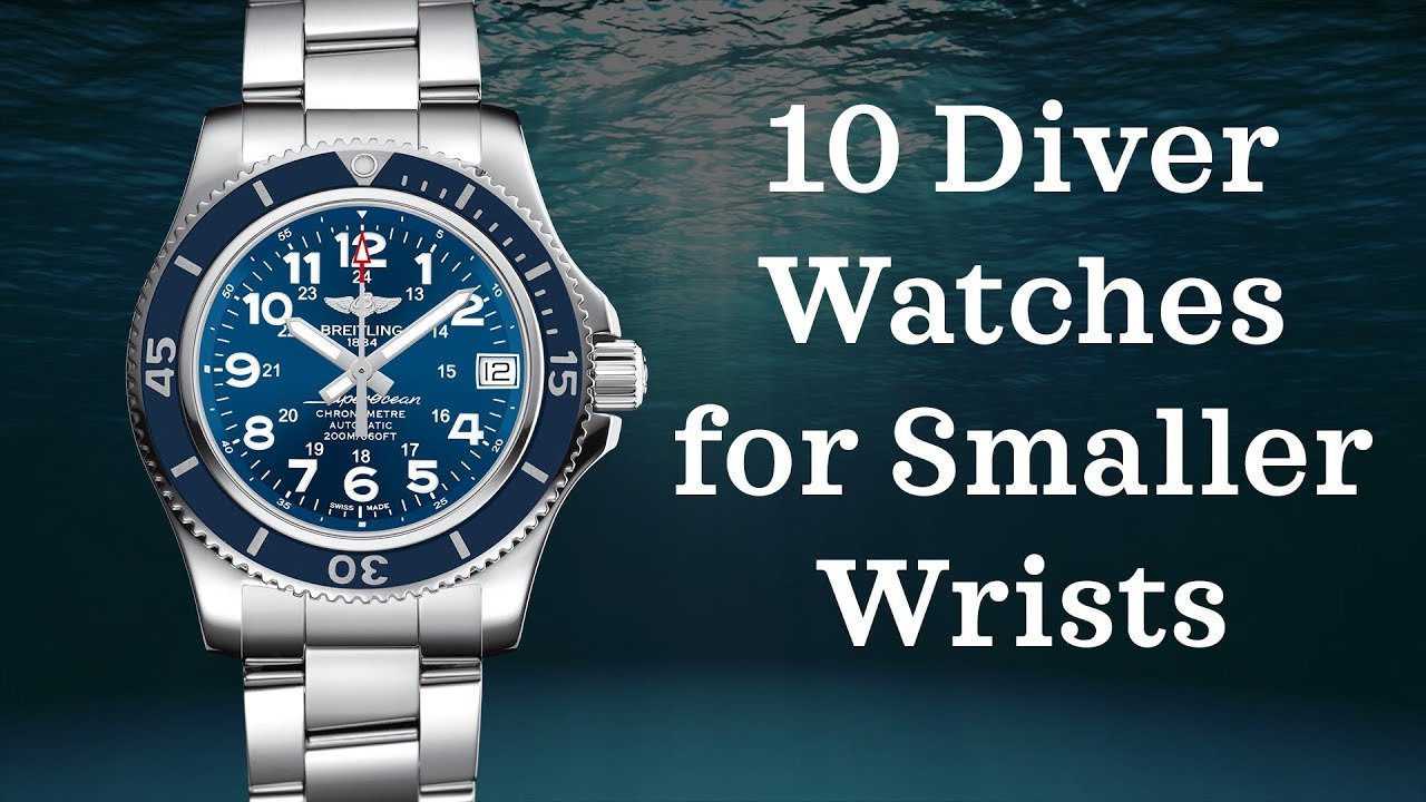 3b92711fbbf90 Diver Watches for Smaller Wrists | Divers/Sports Watches for Smaller Wrist  (2018)