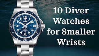 Diver Watches for Smaller Wrists | Divers/Sports Watches for Smaller Wrist (2018)