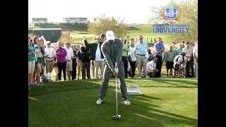 Tiger Woods Golf Swing Driver 2015