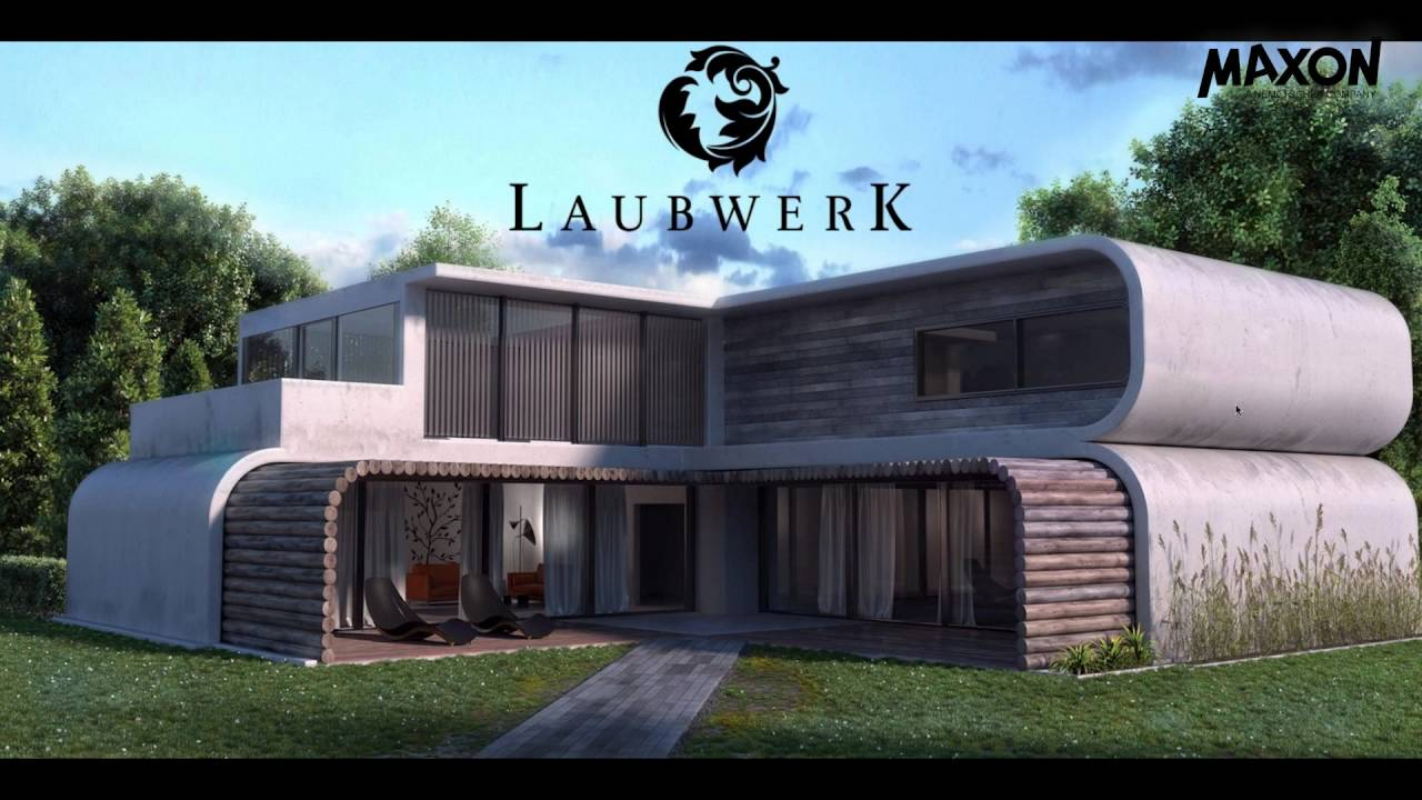 Architektur Rendering Webinar Architectural Visualization With Cinema 4d - Youtube