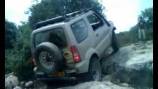 Ma'ale Akrabut 4x4 Suzuki Jimny  Off Road