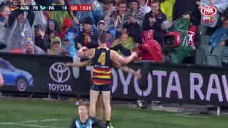 Round 20 AFL - Adelaide v Port Adelaide Highlights