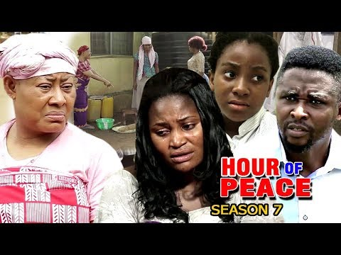 Hour Of Peace Season 7 - (New Movie) 2018 Latest Nigerian Nollywood Movie Full HD | 1080p thumbnail