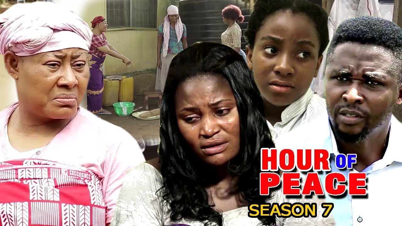 Download Hour Of Peace Season 7 - (New Movie) 2018 Latest Nigerian Nollywood Movie Full HD | 1080p