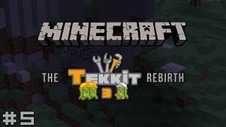 Minecraft - The Tekkit Rebirth #5 - Scotch on the Rocks