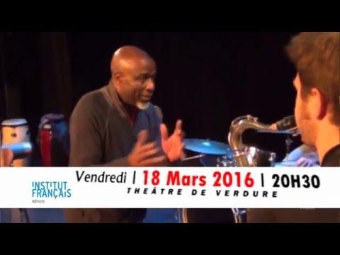 Concert RAY LEMA a l'Institut Francais Cotonou