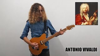 10 Famous Classic Composers Rock Medley | Andre Antunes